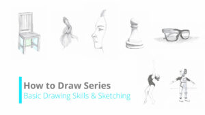 basic drawing skills sketching